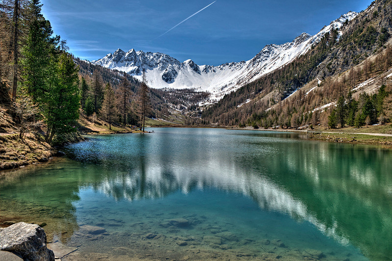 Lago del Orceyrette - Briancon