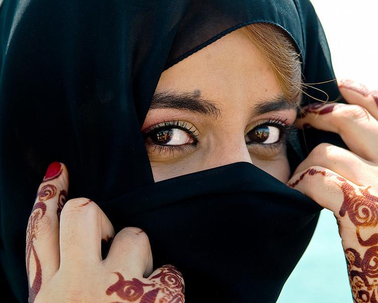 Todo está en la mirarda - Abudabi