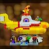 Yellow Submarine Legos