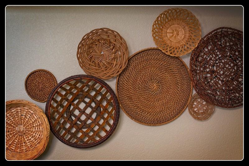 Shaylie's basket wall art