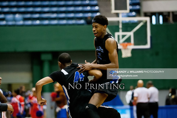 Basketball Championships - Day 6