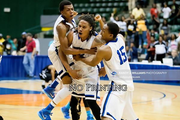 Basketball Championships - Day 8