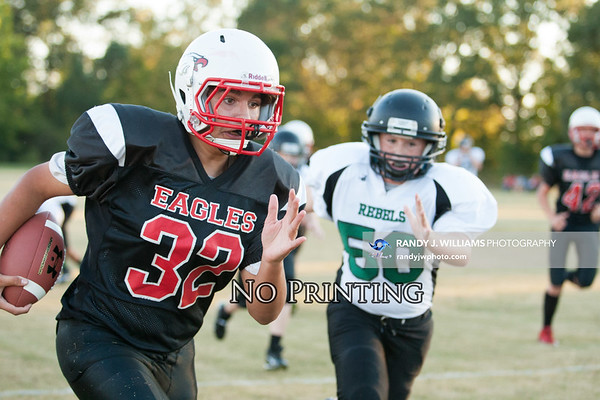 Bethel Springs Jr. High vs. Pickwick Southside Jr. High