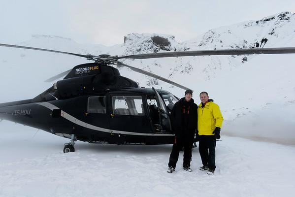 Dave and Pilot