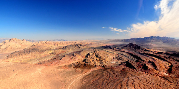 Pano of Colorado Plateau