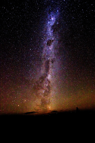 Milky Way and Southern Cross