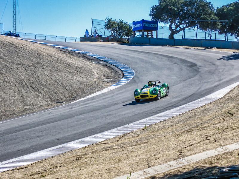Auto Racing - Todd Backman