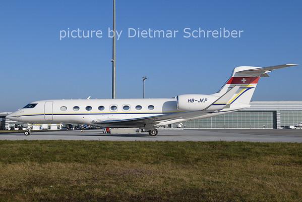 2021-01-11 HB-JKP Gulfstream 650