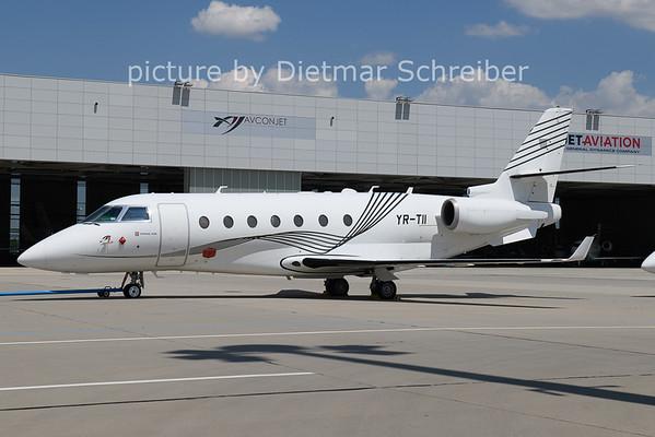 2021-06-18 YR-TII Gulfstream 200