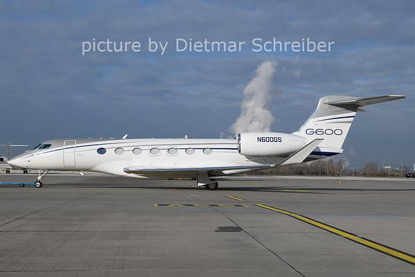 2021-01-08 N600GS Gulfstream 600