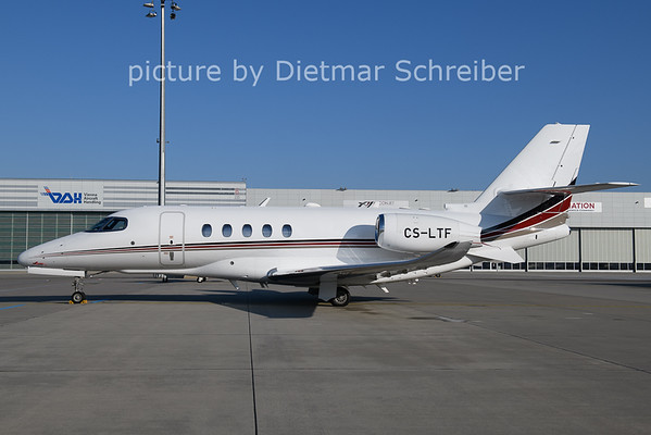 2021-01-11 CS-LTF Cessna 680A Netjets
