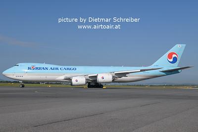2021-08-20 HL7423 Boeing 747-8 Korean Air