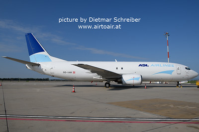 2021-08-20 OE-IAM Boeing 737-400 ASL Airlines