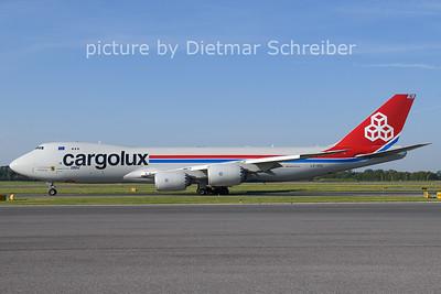 2021-08-13 LX-VCH Boeing 747-8 Cargolux