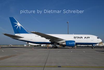 2021-08-13 OY-SRI Boeing 767-200 Star Air
