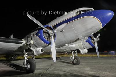 2012-08-18 HB-IRJ Douglas DC3 Breitling