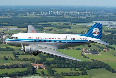 2012-08-18 PH-PBA Douglas DC3 Dutch Dakota