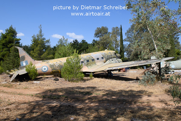 2021-09-04 KK169 Douglas DC3 Hellenic AIr Force