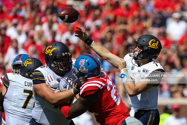 California vs. Ole Miss