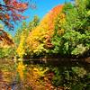 Cooper Falls River