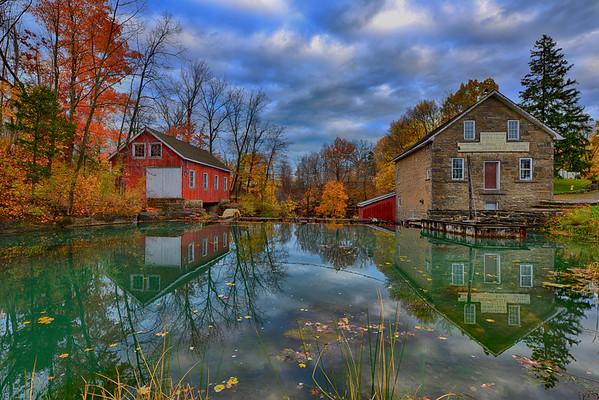 Morningstar mills reflection2