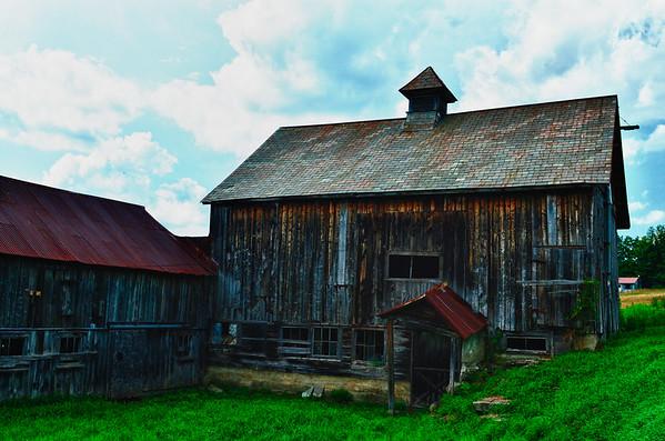 Old Barn - Vermont