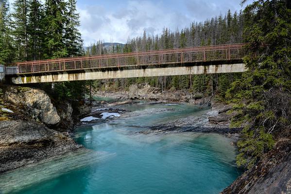 Bridge at natural Bridge