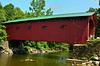 Vermont's most famous covered bridge