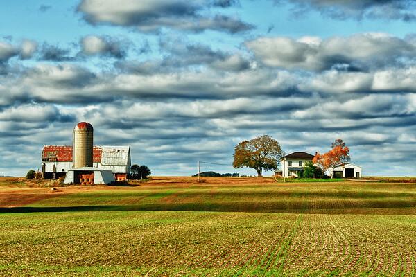 HDR Farmlands