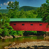 Covered bridge - HDR