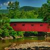 Covered bridge - HDR