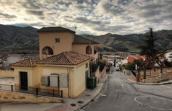 Urban Spanish Slope