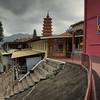 A Pagoda Monastery