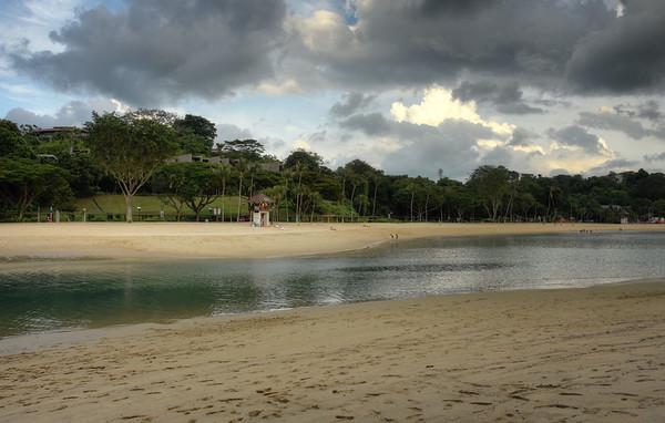 On Palawan Beach