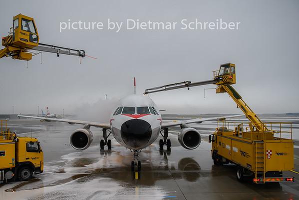 2019-01-08 OE-LBP Airbus A320 Austrian Airlines