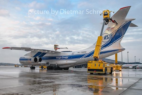 2019-01-10 RA-76590 Ilyhushin 76 Volga Dnepr