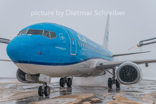 2019-01-28 PH-BGF Boeing 737-700 KLM