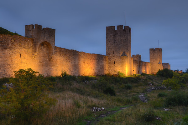 The Wall of Visby I