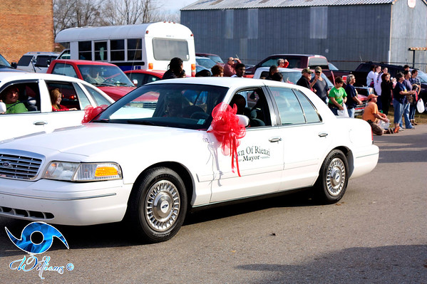 Rienzi's Christmas Parade 2012