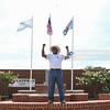 Rienzi's Flag Hanging Ceremony-3