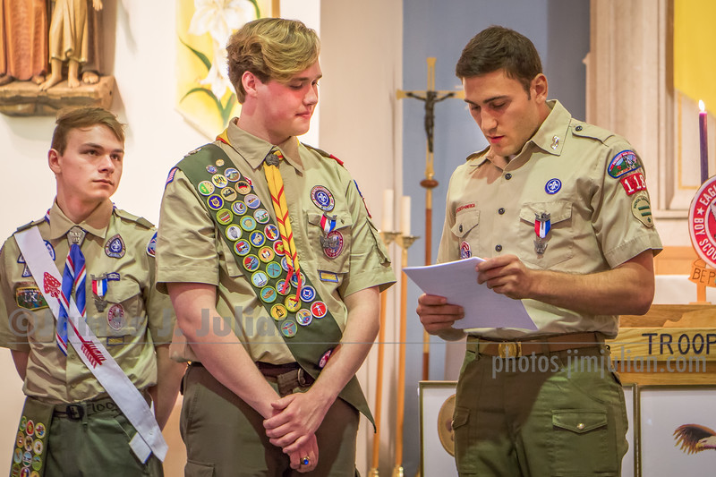 Ryan Moroney Eagle Scout