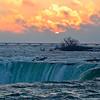 Sunrise over Niagara