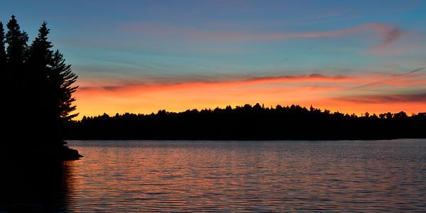 PAno of Sunset