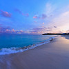 Sunrise in Anguilla