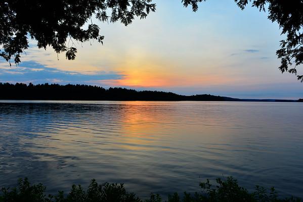 Good morning Lake Restoule