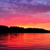 Red Sky Panorama