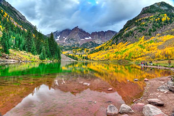 Maroon Bellls - Aspen Colorado
