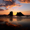 Sunset in Bandon