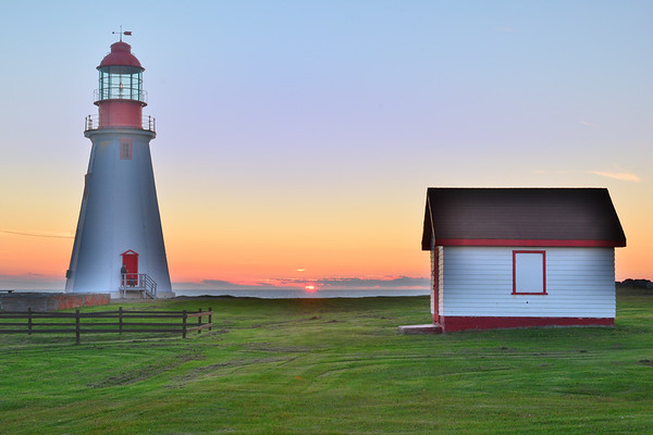Lighthouse in NFLD