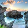 Sun and beautiful Rocks